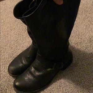 Frye Women's Engineer boot